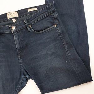 Frame Denim L'Homme Straight Leg Denim Jeans Pants